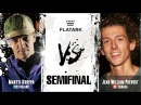 FLAT ARK 2015 SEMIFINAL Martti Kuoppa VS Jean William Prevost