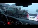 01 11 2014 Огромная колонна российской военной техники в Донецке russian army vehicles in Donetsk