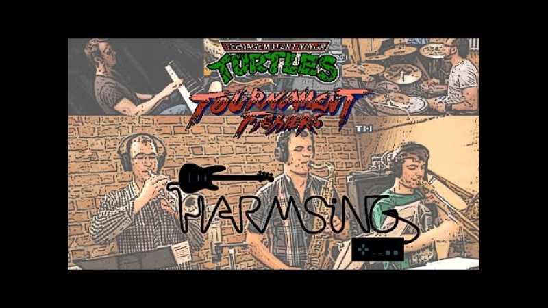 TMNT Tournament Fighters ( Dendy \ NES ) band cover