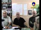 Зазнобин В М  2009 09 19   Встреча с МО РОД КПЕ и РОД С КОБ в Санкт Петербурге