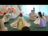 Танец с Крыльями на выпускном в детском саду