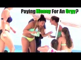 BookOfKen - Paying For An Orgy? Public Trolling Prank