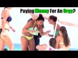 BookOfKen - Paying For An Orgy? Public Trolling Prank