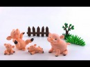 LETS CLAY! Piglet tutorial - polymer clay