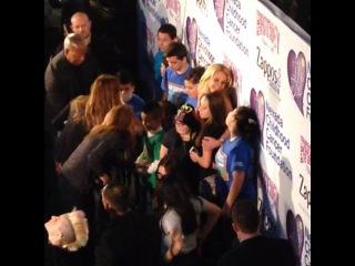 "Rosanna Lopez on Instagram: ""Love me some @britneyspears ? #zappos #roosnmore #vegas #BritneySpears"""