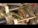 Замена подшипника передней ступицы Mercedes Sprinter Vito Viano