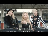 NERVO feat. Kylie Minogue, Jake Shears &amp Nile Rodgers - The Other Boys (Official Video)