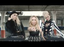 NERVO feat Kylie Minogue Jake Shears Nile Rodgers The Other Boys Official Video
