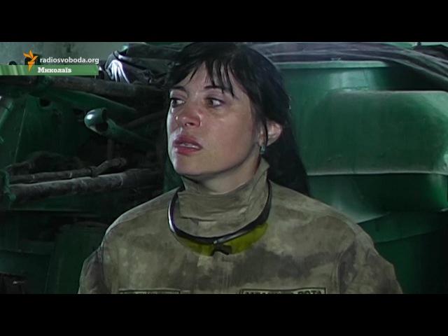 До жахіть війни неможливо звикнути – жінка-військовослужбовець