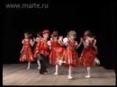 Кадриль танцы для детей от 3 лет