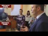 Виталий Кличко - на 1 сентября (Новые перлы)