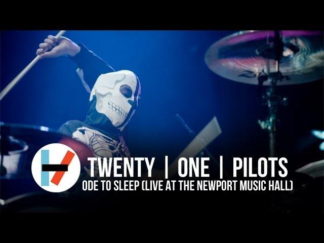 Twenty one pilots Ode to Sleep Live at Newport Music Hall