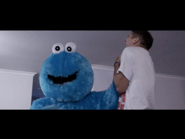 Don't Touch the Cookie Monster's Cookies! | Не трожь печеньки Коржика! [Русская озвучка]