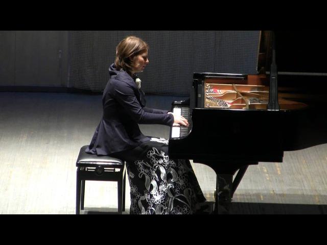 Polina Osetinskaya plays Georgs Pelecis - Sarabanda 2009.wmv