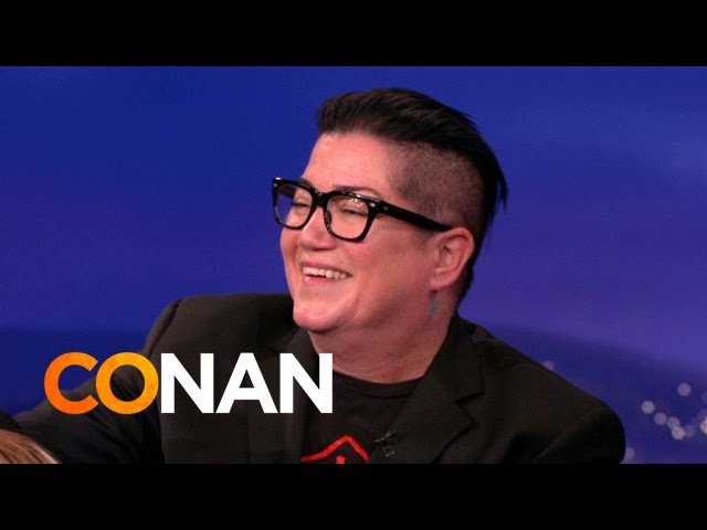 Lea DeLaria Taught Natasha Lyonne About Lesbian Sex