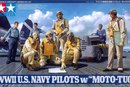 61107 WWII NAVY Pilots w/