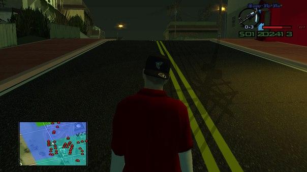 Скачать HD Дороги для GTA San Andreas