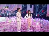 Irene (Red Velvet) & Park Bo Gum - One and a Half (Two Two cover) (рус. караоке)