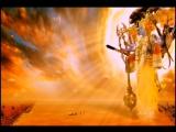 Кришна являет Арджуне Свою Божественную Вселенскую форму