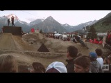 Crankworx Les 2 Alpes 2014 - Pump Track Challenge presented by RockShox