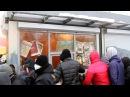 МАС: Разгром нарколарька в Орехово (Москва)