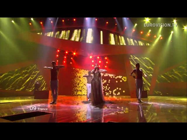 Anggun - Echo (You And I) - Live - Grand Final - 2012 Eurovision Song Contest