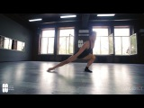 Contemporary choreography by Oleg Tatarinov in Dance Centre Myway (Royce Wood Junior - Honeydripper)