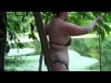 Неудачный прыжок с тарзанки в воду. Смотреть онлайн - Видео - bigmir)net