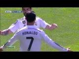 Реал (Мадрид) - Эйбар, Роналду, Гол, 1-0