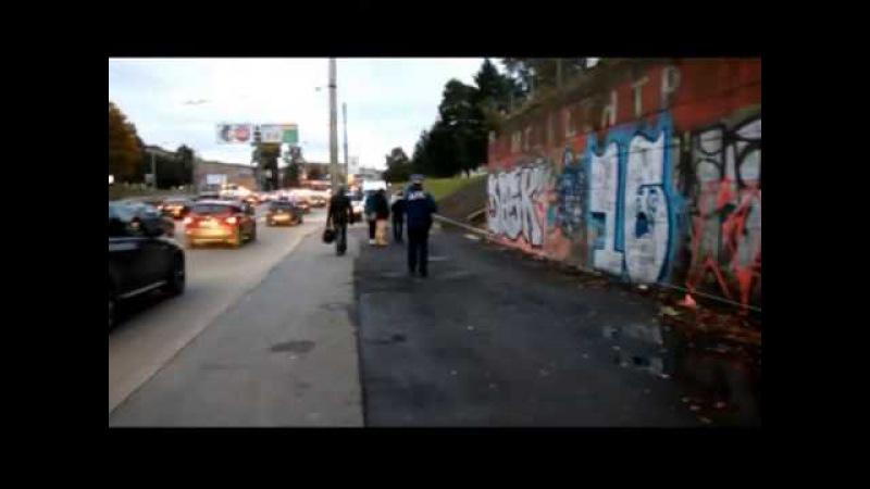 Дорожные войны 587 выпуск 3 12 2013 аварии дтп погони дпс драки на дорогах