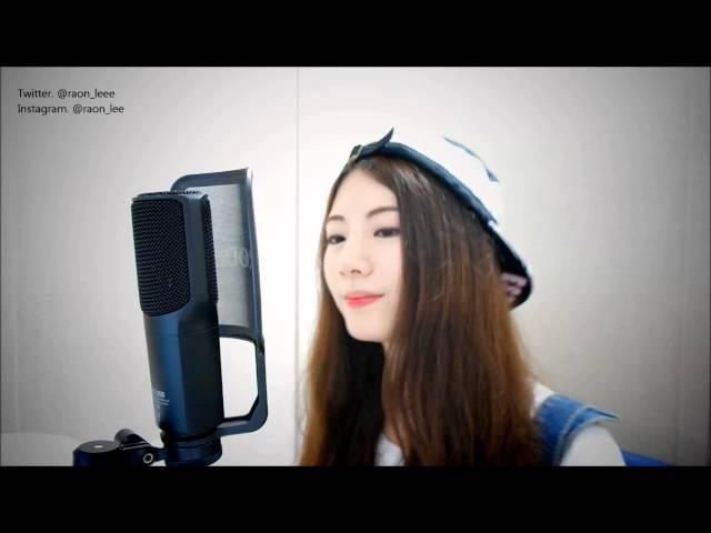 【라온】 NARUTO SHIPPUDEN OP.16 - SILHOUETTE (シルエット) FULL VOCAL COVER