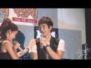 [Junho] Chin Chin Song Festival (MC cut) @100911
