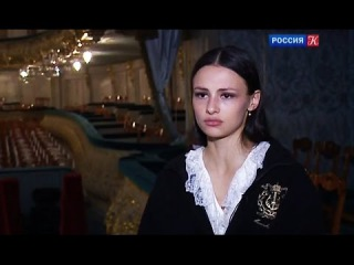 Царская Ложа 3.04.15 о Кристине Шапран Tsar's Lodge Kristina Shapran