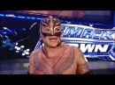 World Heavyweight Champion Undertaker vs Rey Mysterio