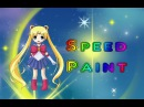 Speed Paint - Sailor Moon - By ZA