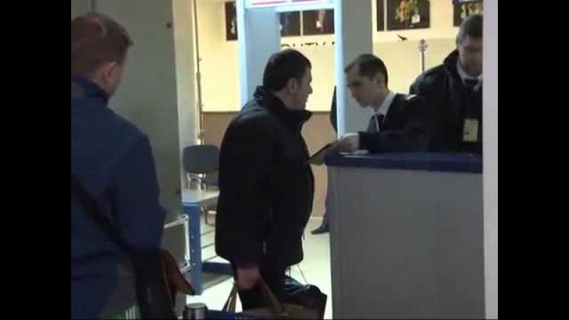 Схваченного в Одессе грузинского вора в законе Гочу Джинчарадзе известного как Курша выдворили с территории Украины