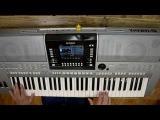 Красивая обработка классической музыки на синтезаторе