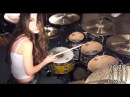 THREE DAYS GRACE - I HATE EVERYTHING ABOUT YOU - DRUM COVER BY MEYTAL COHEN