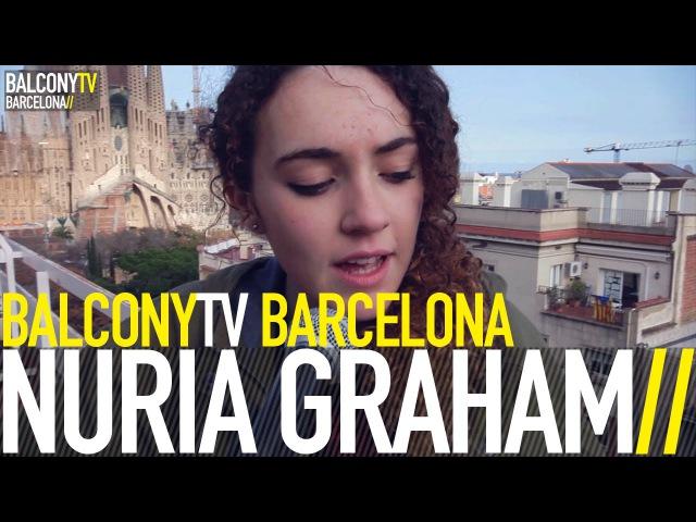 NÚRIA GRAHAM - ON THE BUS (BalconyTV)