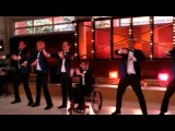 GLEE - Stop! In The Name Of LoveFree Your Mind (Full Performance) (Official Music Video) HD
