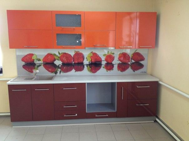 Стеновую панель на кухню фартук эконом