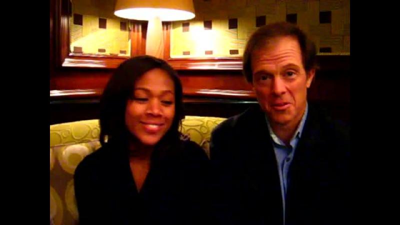 Beliefnet Interview with Nicole Beharie and Bill Haney