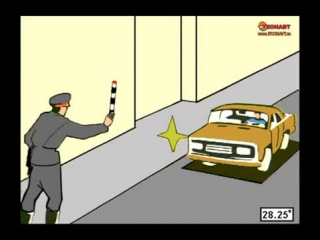 ПДД РФ. Раздел 2. Общие обязанности водителей.