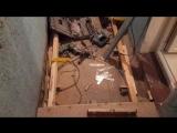 ремонт лоджии стрижка только началась...хехе