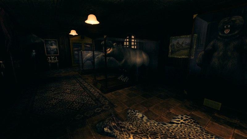 Amnesia: A Machine for Pigs (2013) RePack от R.G. Catalyst скачать торрент