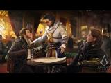 Трейлер Assassins Creed Синдикат - Близнецы Иви и Джейкоб Фрай [RU]