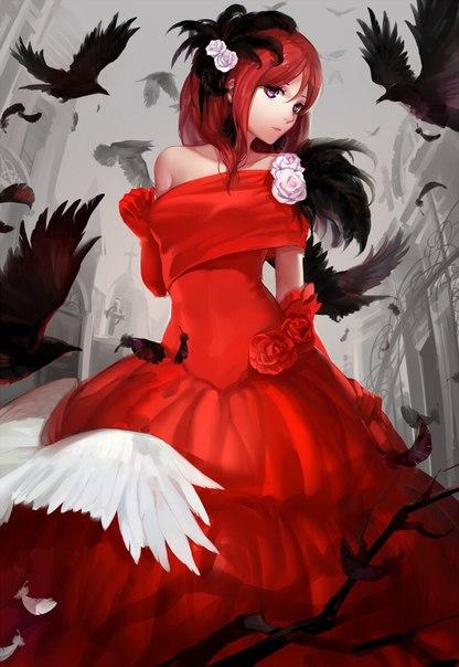 можно девочки демоны картинки в платьях нагрубили