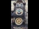 Астрономические часы Орлой — знаменитые пражские куранты.