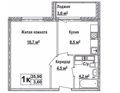 квартиры от застройщика красноярск сибиряк