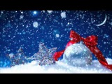 Снег, Новогодние футажи HD